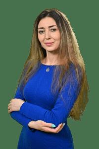 Пятенко Маргарита Джихадовна