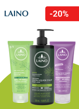 Скидка 20% на косметику ТМ LAINO