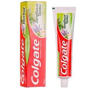 Зубная паста Colgate (Колгейт) Лечебные травы 100 мл