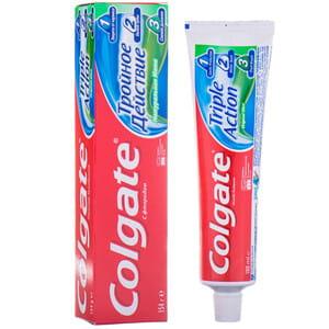 Зубная паста Colgate (Колгейт) Тройное действие 100 мл