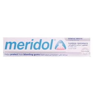 Зубная паста MERIDOL (Меридол) Бережное отбеливание 75 мл